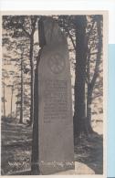 Cumbria Postcard -  Ruskin Memorial, Friars Crag   A5792 - Cumberland/ Westmorland