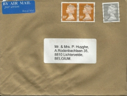 UK >> Belgium - 1952-.... (Elizabeth II)