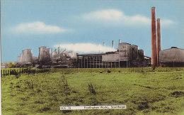 Aj - Rare Cpsm Petit Format Frodinghamp Works, Scunthorpe (centrale Nucléaire) - Angleterre