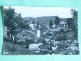 GANDRIEU - Pont Romain - Gandrieux Saint Amans