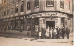 Wien, XVII. - Karl Grausenburger´s Wein, - Und Bierstube Zur Wachau - Sonstige