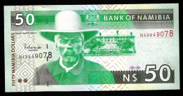 NAMIBIA  : Banconota 50  Dollars  - 2003 - P8 - FDS - Namibia