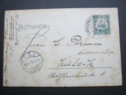 1906, Ansichtskarte - Colony: German South West Africa