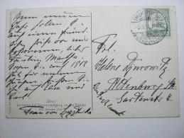 1911, Ansichtskarte - Colony: German South West Africa