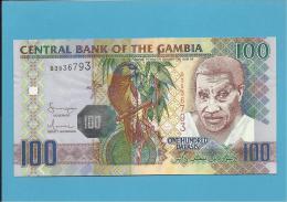 GAMBIA ★ 100 DALASIS ★ ND (2006) ★ UNC ★ P 29 ★ N.º B3536793 - Gambia