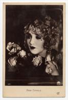 BEBE DANIELS  Dallas Texas   Vintage 1920/30´s French Photo Postcard ( Cinema Movie Film Hollywood  Star ) - Schauspieler