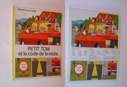 PETIT TOM ET LE CODE DE LA ROUTE Gérard Et Alain Grée CADET RAMA CASTERMAN - Livres, BD, Revues