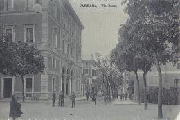 CARRARA / VIA ROMA / RARE - Massa