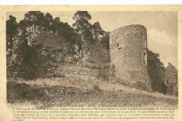 Mauzun.le Chateau De Mauzun. - France
