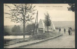 02 - JAULGONNE : L'entrée Du Pont