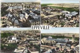 Z 472  CPM    EPPEVILLE MULTIVUE - Autres Communes