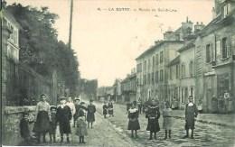 95 LA BARRE  Route De Saint-Leu (TOP) - Deuil La Barre