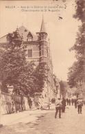 ARLON  Rue De La Station Et Couvent Des Chanoinesses De St.Augustin - Arlon