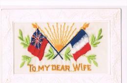 To My Dear Wife . - Patriottiche