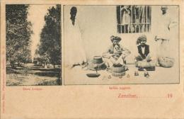 ZANZIBAR - CLOVE AVENUE - INDIAN JUGGLERS - Tanzanie