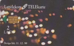 "Latvia, S-001, Autonams,  Car Alarm System ""Meta System"" Advertisement, 2 Scans. - Latvia"