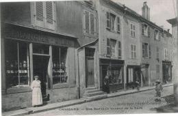 Carte Postale Ancienne De : CARIGNAN - France