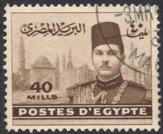Egypt, 40 M. 1939, Sc # 235, Used - Egypt