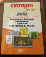 ITALY 2012 - UNIFICATO JUNIOR CATALOGUE - Italia