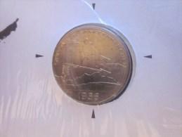 Monnaie De Paris + Enveloppe Officielle Administrati Monnaies Médailles1936 Garmisch Partenkir Jeux Olympique Alberville - Monnaie De Paris