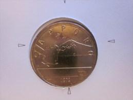 Monnaie De Paris + Enveloppe Officielle Administration Monnaies Médailles 1972 Sapporo Jeux Olympiques Tignes - Monnaie De Paris