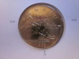 Monnaie De Paris + Enveloppe Officielle Administration Monnaies Médailles 1968 Grenoble Jeux Olympiques Albertville - Monnaie De Paris