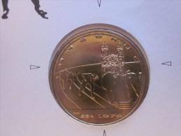 Monnaie De Paris + Enveloppe Officielle Administration Monnaies Médailles 1964-76 Innsbruck Jeux Olympiques Albertville - Monnaie De Paris