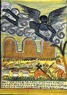 Afrique- ETHIOPIE- Ethiopia Ethiopian Painting S.Antonio´s Life (d)(Editions :Foto Eritrea Asmara 122) *PRIX FIXE - Ethiopie