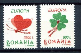 Roumanie ** N° 4432/4433 - Europa 1998 . - Ungebraucht