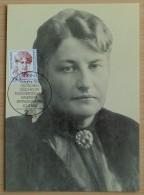 RFA - Carte Maximum CM 1988 - YT N°1225 - Femmes De L'Histoire Allemande - [7] République Fédérale