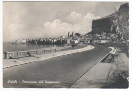 Cefalù - Panorama Dal Lungomare - Palermo