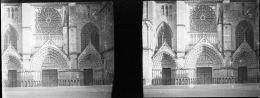 PN 050 - POITIERS - VIENNE - Cathédrale - Plaques De Verre