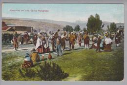 Peru Mascaras En Una Fiesta Religiosa Foto Ungebraucht #144 E.Polack-Schneider - Pérou