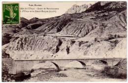 Vallée De L'Ubaye - Route De Barcelonnette ... Grand-Morgon - France