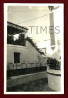 PORTUGAL - FARO - ASPECTO DE UMA RUA - 1950 REAL PHOTO - Other
