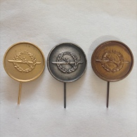 Badge / Pin (Rowing) - Yugoslavia Serbian Federation - Rowing