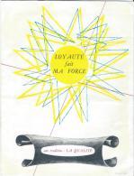 Magasin Au Bon Marché/ Assemblée Générale/Dossier D´Actionnair/Paris/1958-5 9     VP619 - Autres