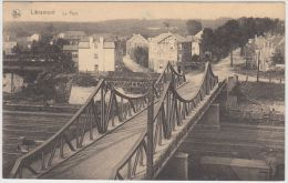 19796g PONT - Chemin De Fer - Libramont - 1930 - Libramont-Chevigny