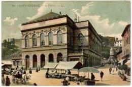 Saint Etienne, Le Théâtre (marché) - Saint Etienne