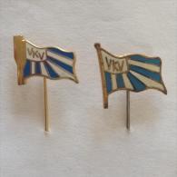 Badge / Pin (Rowing) - Yugoslavia Vukovar Club - Rowing