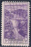 USA / États-Unis  1935  # 774  ( Boulder Dam ) - Oblitérés