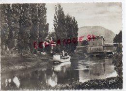 25 -  BESANCON -  LE CANAL ET MOULIN SAINT PAUL -1949 - Besancon