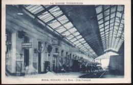 CPA - (73) Modane - La Gare - Coté Francais - Modane