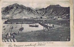 AFRICA - YEMEN - ADEN - STEAMER POINT - THE CRESENT - 1900s - Yemen