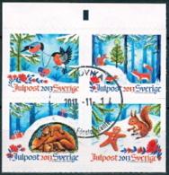 ZWEDEN 2013 Kerstzegels GB-USED - Oblitérés