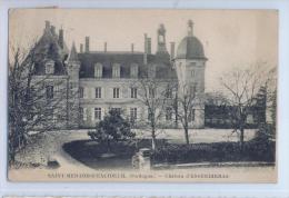 SAINT-MEDARD-d'EXCIDEUIL - CHATEAU D'ESSENDIERAS - France