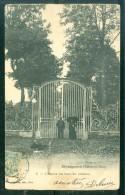 N°6 - Dpt 91 - Montgeron - L'Entrée Du Parc Du Château - Dab71 - Montgeron
