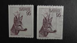 Sweden -  Mi.Nr. 751**MNH + Used - 1972 - Look Scan - Suède
