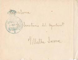 6074. Carta MADRID 1910. Franquicia Congreso De Diputados - Covers & Documents