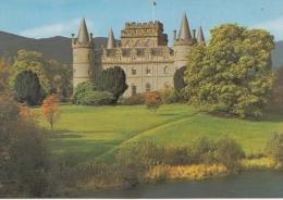 BT18254 Inveraray Castle Argyll  2 Scans - Argyllshire